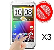 Protector de pantalla mate para HTC G21 (3 piezas)