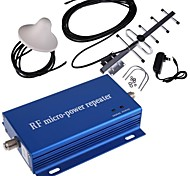Mini CDMA 850MHz Mobile Phone Signal Repeater Booster Amplifier + Antenna Kit