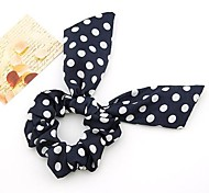 Fashion Bunny Ears Hair Ties