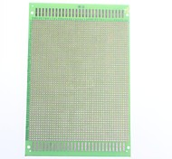 Single-Sided Tin- Plate 12x18cm Universal Fiberglass Board -Purpose Spray Tin Plate Test Board