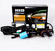 12V 55W 9007 Hid Xenon High / Low Conversion Kit 15000K