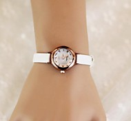 Women's Circular Candy Color Quartz Belt Watch(Assorted Colors) Cool Watches Unique Watches