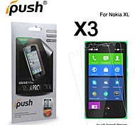 High Transparency Matte LCD Screen Protector for Nokia XL (3 Pieces)