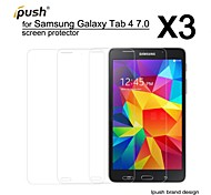 High Transparency Matte LCD Screen Protector for Samsung Galaxy Tab 4 7.0 (3 Pieces)