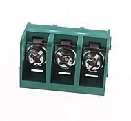 morsettiera 3p / passo 9,5 millimetri (10 pezzi)