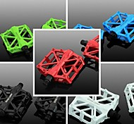Ultra-Light Aluminium Alloy Colorful Sports Anti-slip Bike Cycling Pedals Replacement for Outdoor Cycling