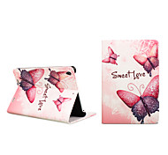 "Butterfly PU Leather Tablet Holster Flat Panel Protective Cover for 7.9"" MiPad Tablet"