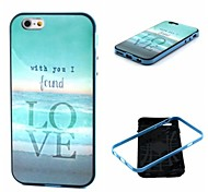amore modello Custodia Cover posteriore per iPhone6