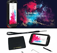 New LoveMei Antichoc Etanche Robuste Metal Waterproof Shockproof Protection Metal Case for LG G3 (Assorted Colors)