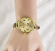 Women's Circular  Sexy Leopard Quartz Belt Watch(Assorted Colors)