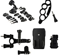 Gopro Accessories Accessory Kit For Gopro Hero 2 / Gopro Hero 3+ / Gopro Hero 4Motocycle / Ski/Snowboarding / Bike/Cycling / Hunting and