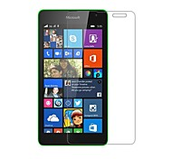 Dengpin High Definition HD Clear Invisible Screen Protector Guard Film for Nokia Microsoft Lumia 535