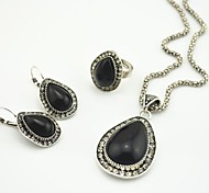 Jewelry-Necklaces / Earrings / Rings(Agate)Party / Daily