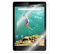 dengpin 8,9 pulgadas de alta definición hd clara pantalla invisible película del protector del protector para el nexo de google 9 tableta