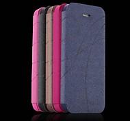 promotion quatre séries yu étuis en cuir de téléphone pour iphone 5 (couleurs assorties)