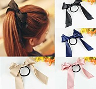 1pc Lovely Bow Ponytail Holder