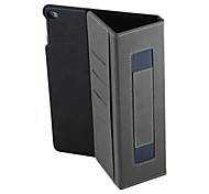Pelle dampo caso folio compreso protector hd per Apple iPad 2 dell'aria (colori assortiti)