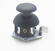 PS2 Controller Analog Joystick Module for Arduino - Black + Light Blue
