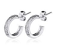 The Stud Earrings Jewelry,in 925 Sterling Silver Earrings Jewelry,Cubic Zirconia Earrings,Women's Earrings Jewelry