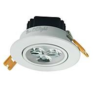 5W Luci da soffitto Modifica per attacco al soffitto 3 SMD 2835 450 lm Bianco caldo Decorativo AC 100-240 V