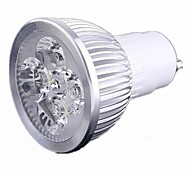 5W GU10 LED Spotlight 5 High Power LED 550 lm Warm White / Cool White AC 85-265 V