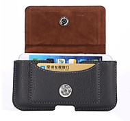 Hang A Purse  PU Leather Pouches with Card Slot for Samsung S3 I9300 S4 I9500