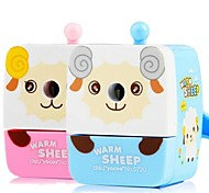 Cute Mechanical Pencil Sharpener Creative Gift for Kids Childen Desktop School Stationery