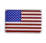 U.S. Car Logo (The Flag of The United States), DIY Individuality Car Logo