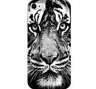 Tiger Pattern Back Case for iPhone 6