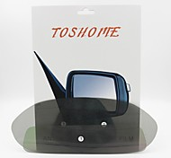 TOSHOME Anti-glare Film for Inside Outside Rearview Mirrors for AUDI S7 2013-2015