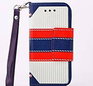Multi-fonction Vintage London PU Leather Full Body Case with Stand for SAMSUNG GALAXY S5 I9600 G900(Assorted Colors)