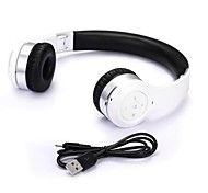 HG328 Foldable Stereo Wireless Bluetooth Headset Over Ear With Mic For Music Player + All Smart Phone Call