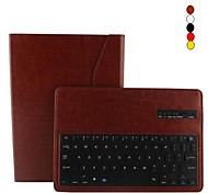 PU Leather Case Bluetooth Keyboard with Stand Holder for Samsung Tab.S 10.5寸T800(Assorted Colors)