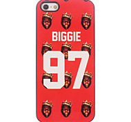 Biggie Design Aluminium Hard Case for iPhone 5/5S
