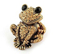 Fashion Alloy Frog Rings Random Size