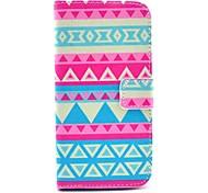 modello tappeto tribale pu copertura di cuoio con il basamento per lg Google Nexus 5 D820 D821