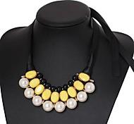 moda liga jóia colar das mulheres