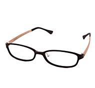 [lenti liberi] rettangolo in acciaio inox pieno-orlo occhiali da vista della moda