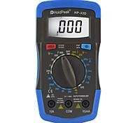lcd display digital multímetro multifuncional instrumento elétrico holdpeak hp-33d