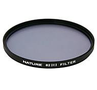 natureza 82c 67 milímetros filtro de correção de cor