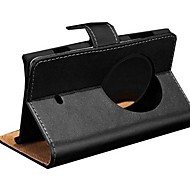 Genuine Leather Case with Card Slots for Nokia Lumia 1020