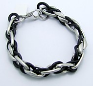 Sphere Metal Style Stainless Steel Bracelet