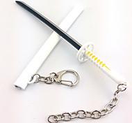 Bleach Rukia Kuchiki 17cm White Key Chain Cosplay Accessories