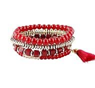 2014 nouvelle venue Multilayers Vente en gros Nouveau Perles Bracelet
