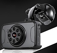 "2.0"" LCD Full HD 140° 1080P Car Camera DVR Camcorder  Motion Detection File Locking  ISHARE HCR-1273JW"