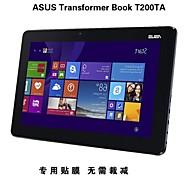 alto protector de pantalla transparente para el libro transformador de ASUS película protectora tableta t200ta