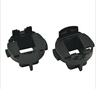 Car HID Bulb Holder Socket Adapter for Hyudnai Avante --2PCS