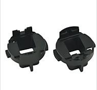 Car HID Bulb Holder Socket Adapter for Hyudnai Avante --2PCS