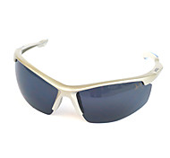 Sunglasses Men / Women / Unisex's Classic / Sports / Fashion Wrap White Sunglasses Half-Rim