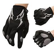 oeste biking® manoplas de la bicicleta de la bici dedo lleno de murciélagos hombres primavera guantes deportivos otoño ciclismo caliente